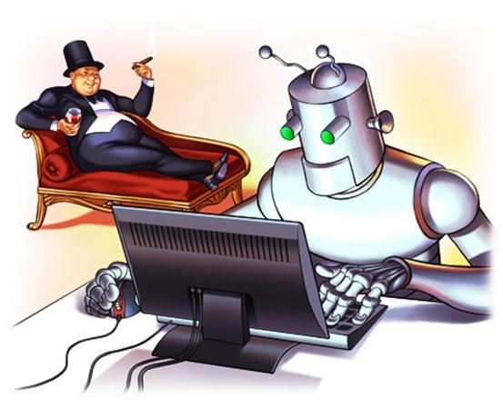 Robot forex pro